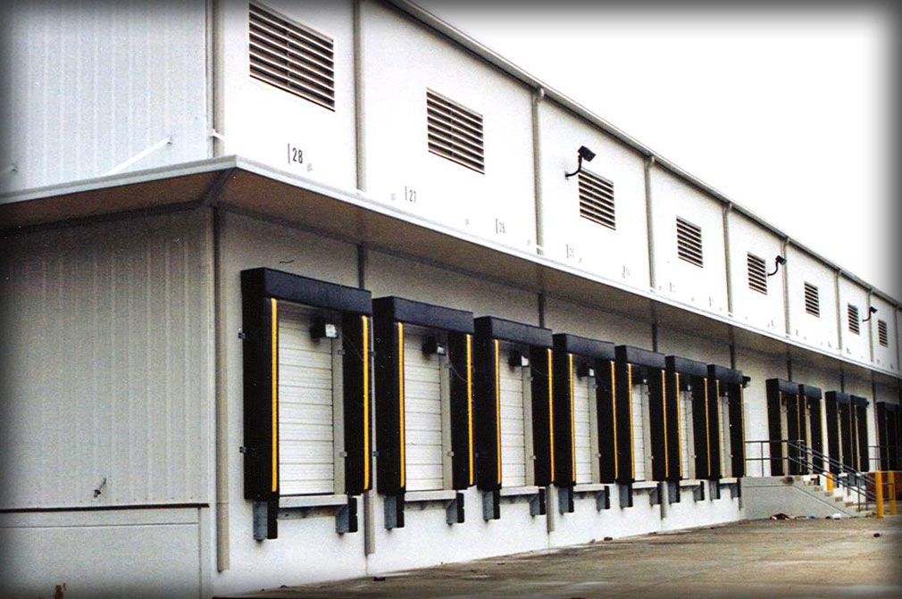 DAC Architectural Loading Dock Canopies