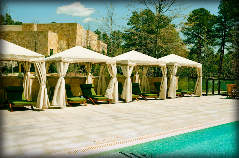 Dac Architectural Resort And Pool Cabanas
