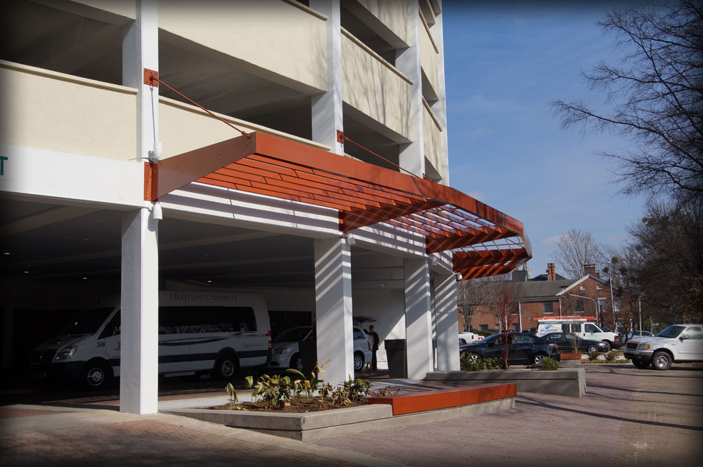 Dac Architectural Sunshades And Louver Canopies