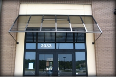 Aluminum Shutter Awnings and Covers