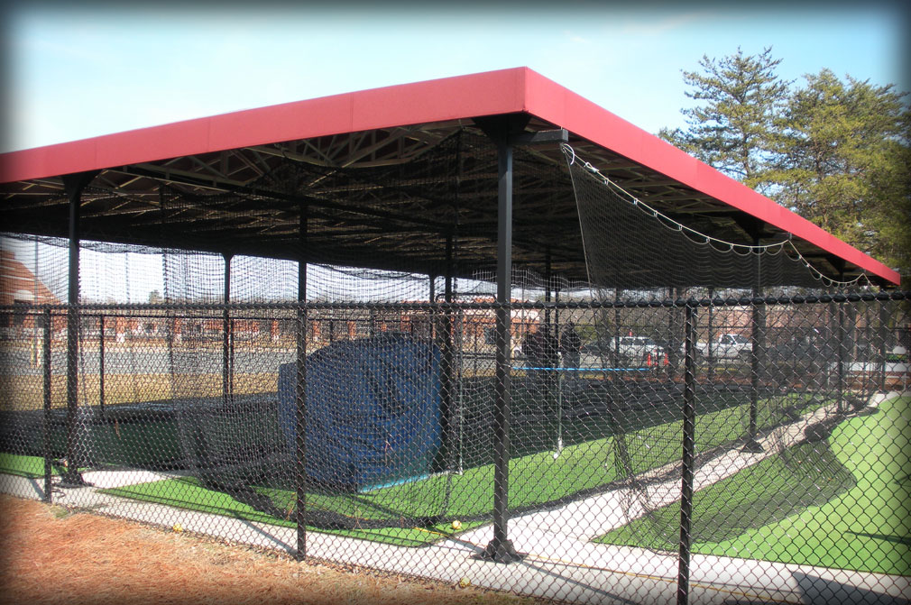 Baseball Batting Cage Covers amp Shade Protection