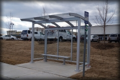 Bus Stop Awnings