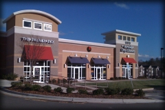 Shopping Center Awnings