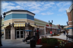 Commercial Development Awnings and Canopies