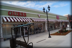National Account Awnings and Canopies