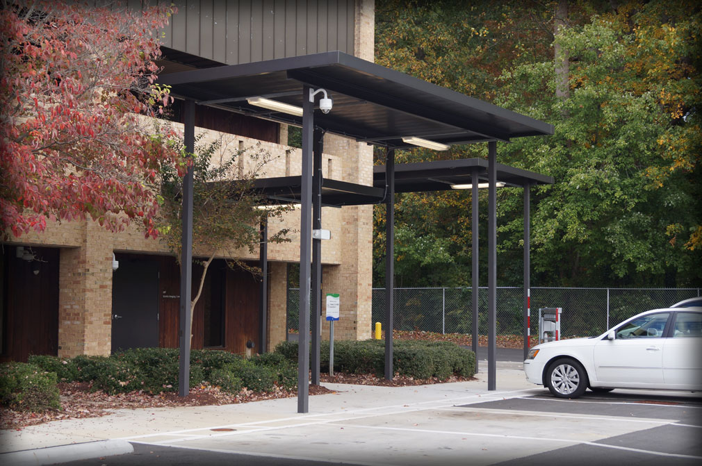DAC Architectural Fabric amp Metal Entrance Drop Off Canopies