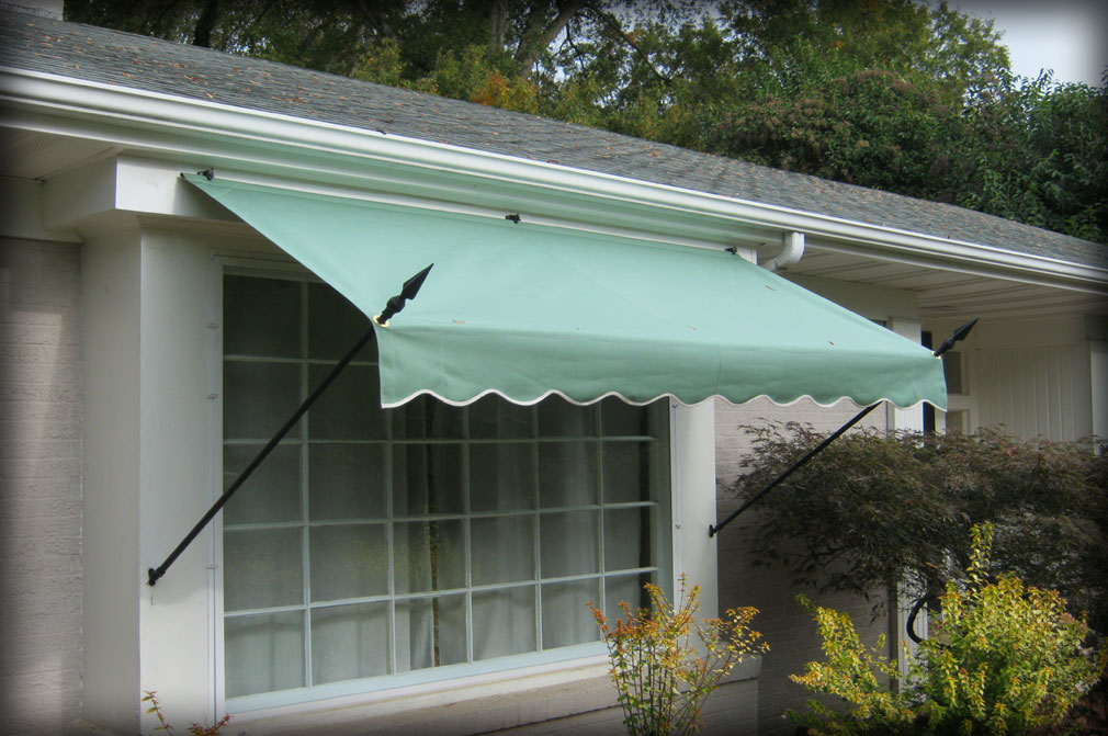 Residential Fabric amp Metal Door Window Awnings Covers