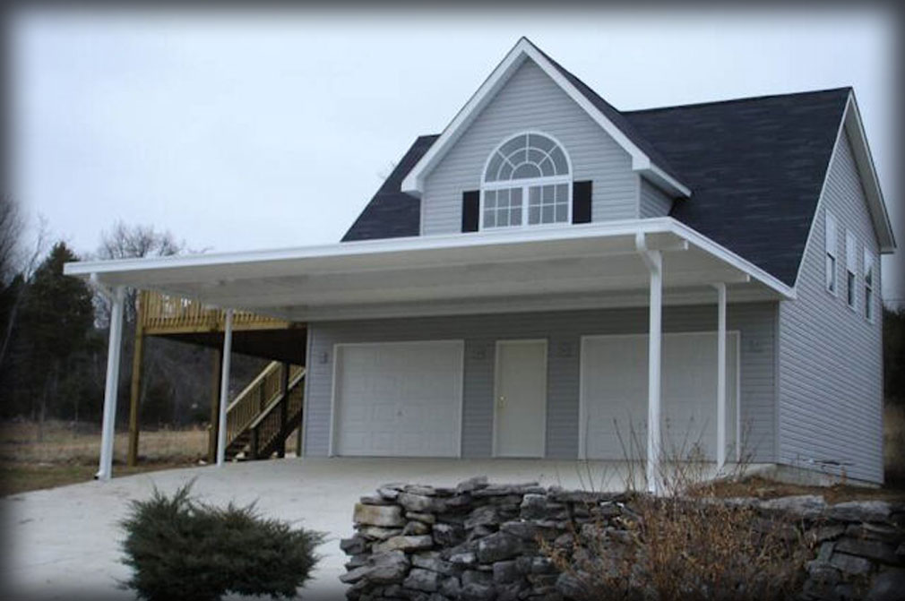Residential deck awnings residential patio canopies for Garage orleans auto