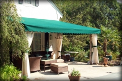 Pool House Awning