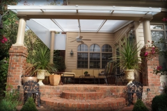 Polycarbonate Patio Canopy