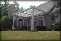 Home Motorized Pergola