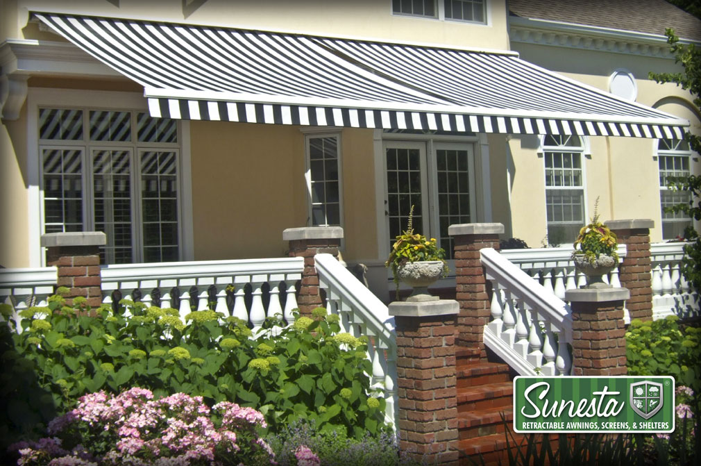 awnings com pinterest retractable on homes sunesta awning images tiny best joewilde products joewildeco sentry screens
