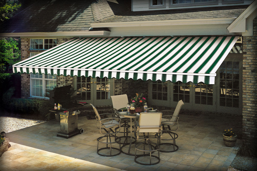 Deck Awnings Retractable Canopies