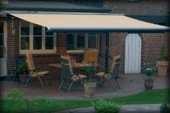 Markilux Retractable Awning