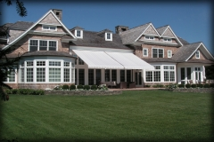 Large Projection Retractable Awnings