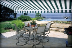 Waterfront Retractable Awnings