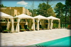 Pool-Cabanas Umstead