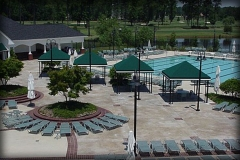 Custom Made Pool Canopies