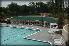 Country Club Pool Canopies