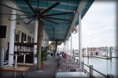 Waterfront Dining Canopy