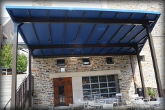 Outdoor Dining Fabric Cover