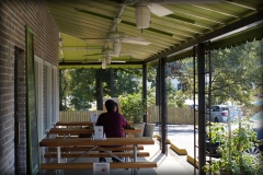 Restaurant Seating Awnings