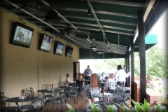 Porch Dining Canopies