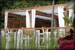 Restaurant Retractable Roofs