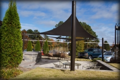 Polyfab Shade Sails and Structures