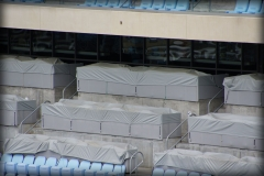 Stadium Seating Protective Covers