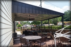 Restaurant Metal Patio Covers