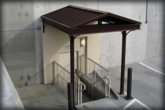 Stairwell Canopy Cover