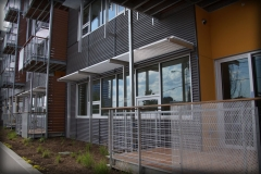 Multifamily Building Window Covers