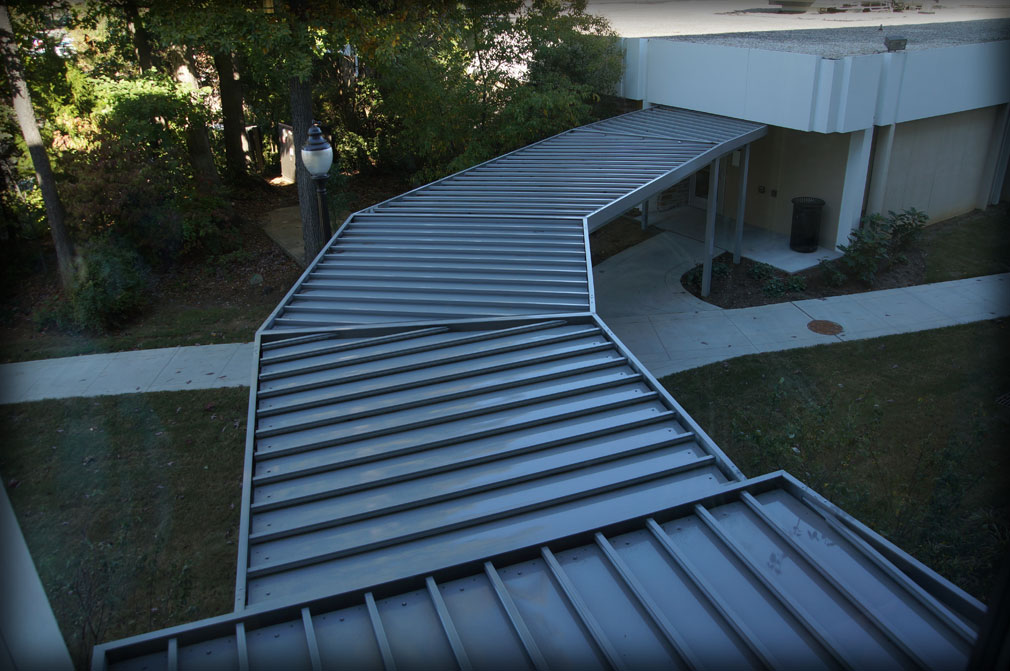 DAC Architectural Aluminum Walkway Covers & Canopies