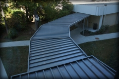 ADA Access Walkway Covers