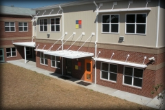 Extruded Aluminum Covers and Sunshades