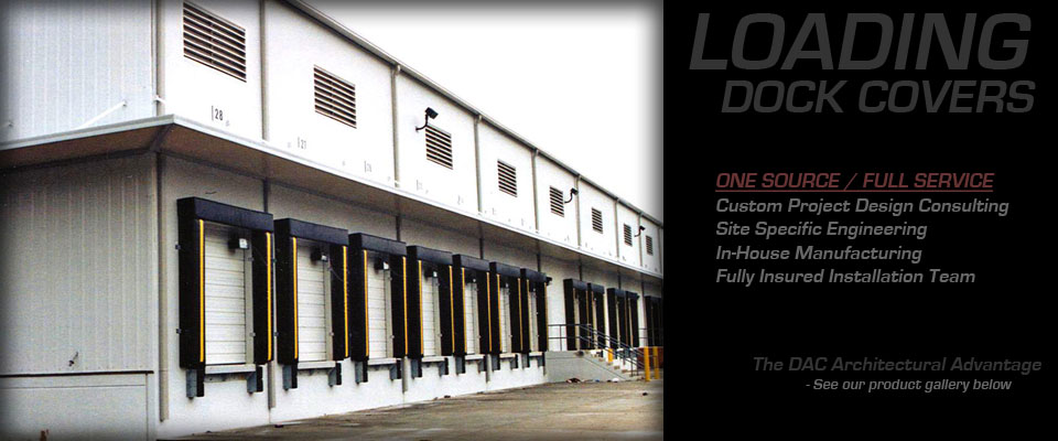 Loading Dock Covers 1 Dac Awnings