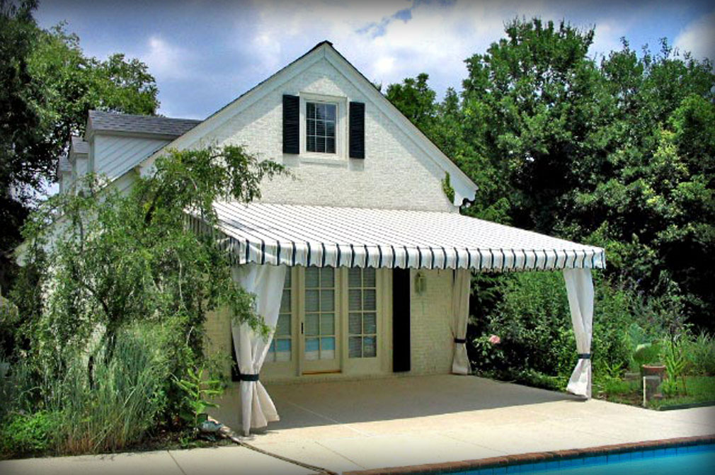 Poolside Patio Canopies