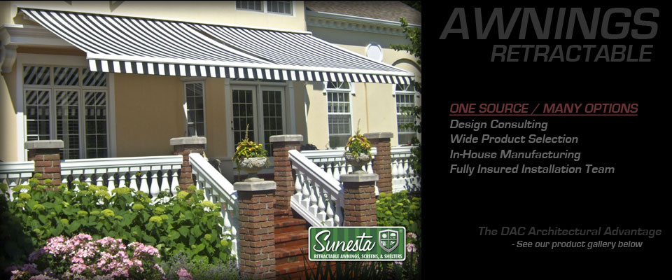 Retractable Awnings 1 Dac Awnings
