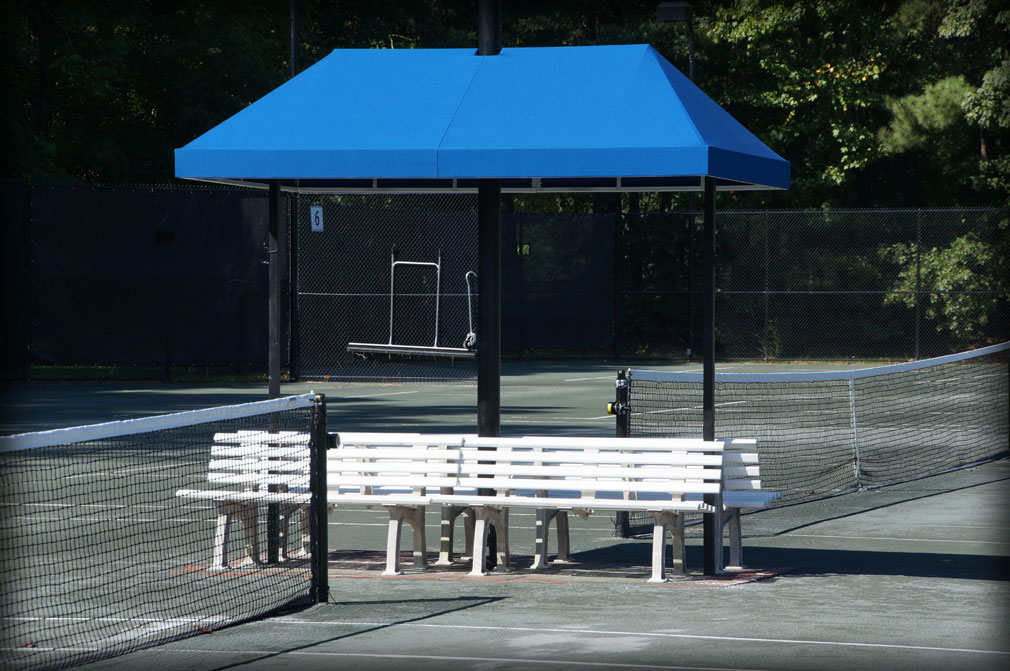 Tennis Court Canopies